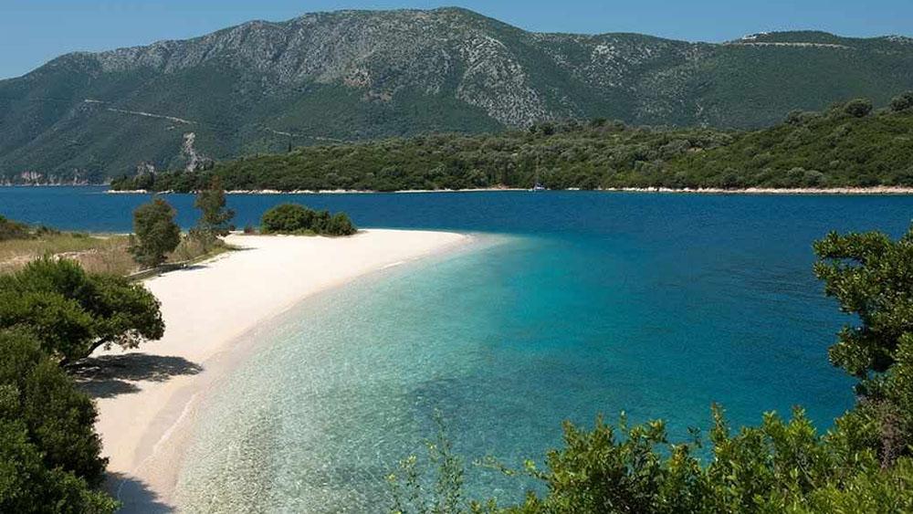 Meganisi Agios Ioannis Lefkas Boats