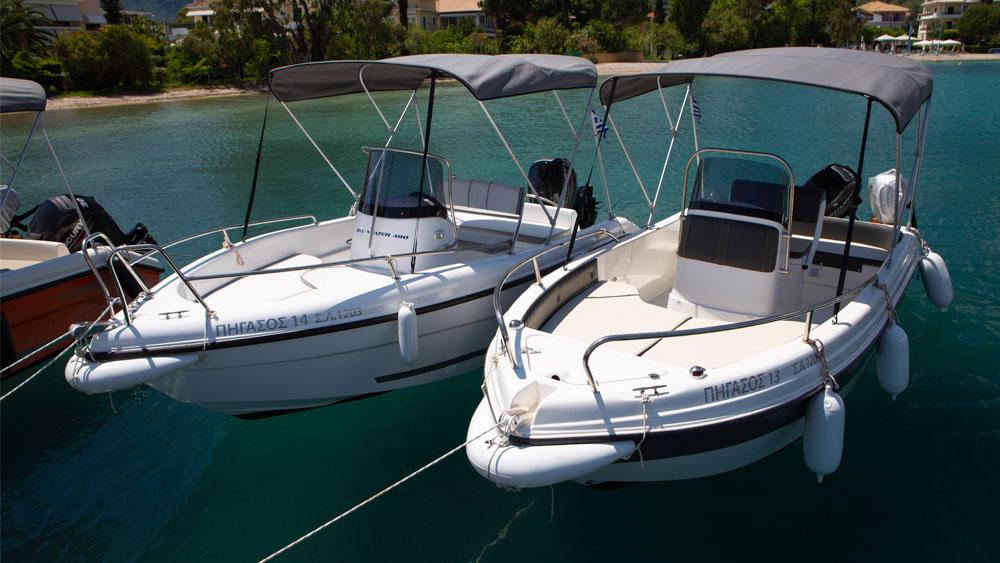 Rent a Boat in Lefkada Elegance Lefkas Boats