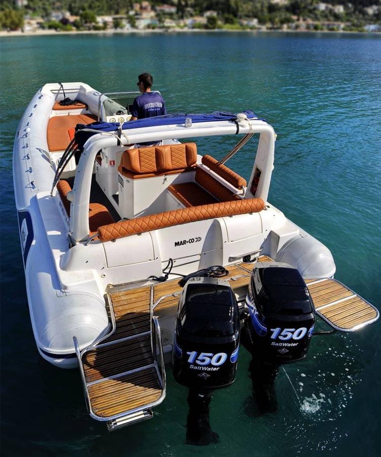 Lefkada-Rent-A-Boat