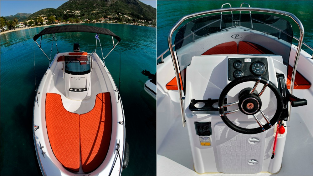 Rent A Boat in Lefkada Elegance 13