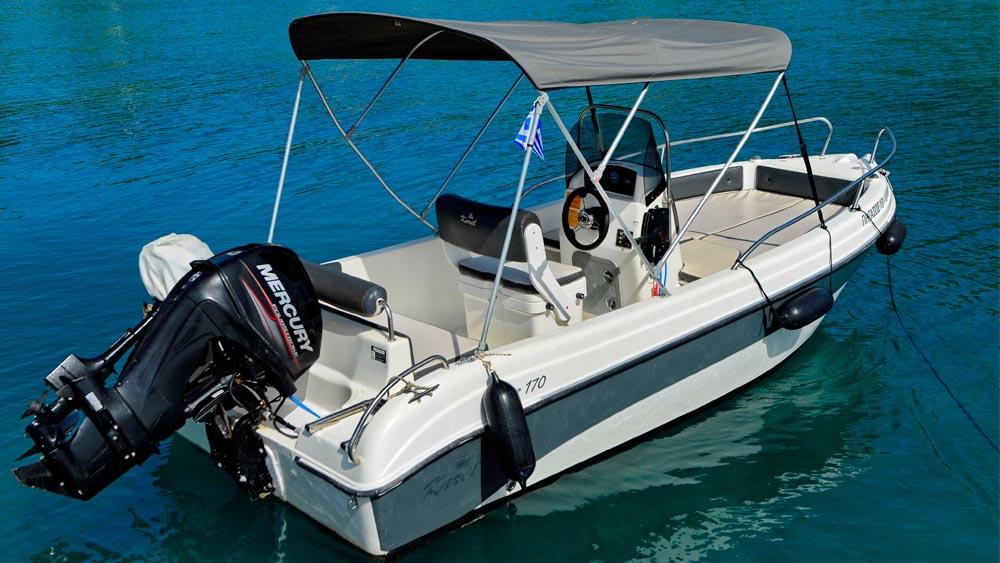 Rent A Boat in Lefkada Elegance